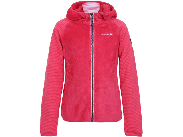 Icepeak Ruby Polaire Fille, hot pink